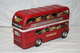 Handcrafted Tin Plate Model London Bus LP24940